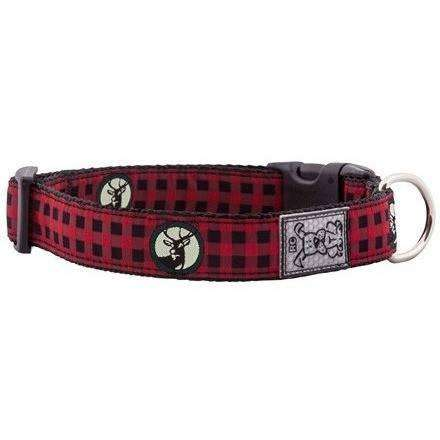 RC Dog Adjustable Collar Pattern Urban Woodsman