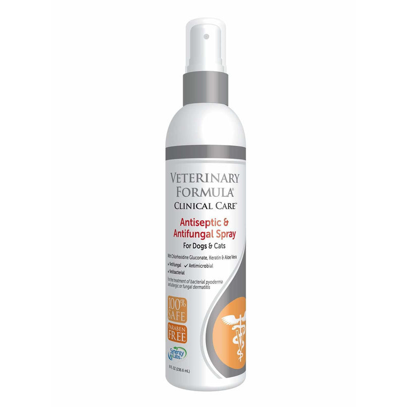 Synergy Labs Antiseptic & Antifungal Spray  Grooming - PetMax