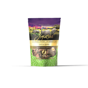 Zignature Dog Biscuits L.I.D. Guinea Fowl