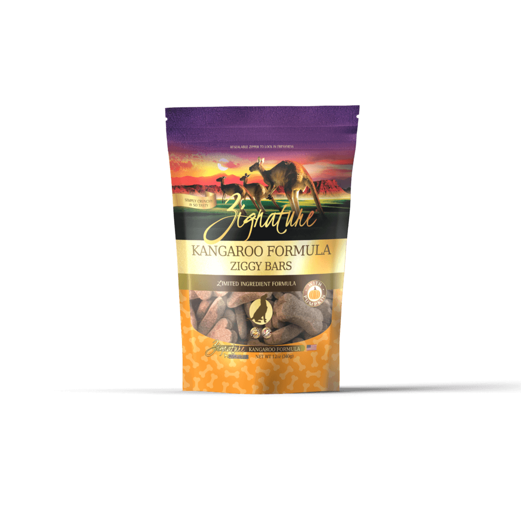Zignature Dog Biscuits L.I.D. Kangaroo [variant_title] [option1] | Dog Treats Zignature Pet Food -  pet-max.myshopify.com