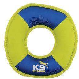 Zeus K9 Fitness Tough Nylon Disc, Dog Toys, Rolf C. Hagen Inc. - PetMax Canada
