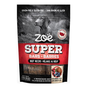 Zoe Super Bars Beef Recipe