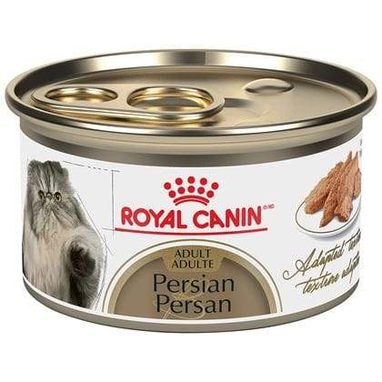 Royal Canin Canned Cat Food Persian Loaf In Sauce  Canned Cat Food - PetMax