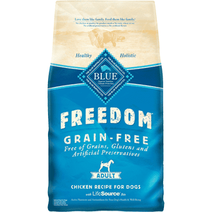 Blue Freedom Adult Dog Food Chicken Recipe | Dog Food -  pet-max.myshopify.com