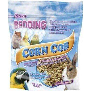 Brown's Naturally Fresh Corn Cob  Small Animal Litter - PetMax