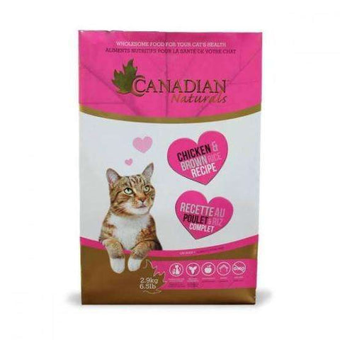 Canadian Naturals Cat Food Chicken & Brown Rice