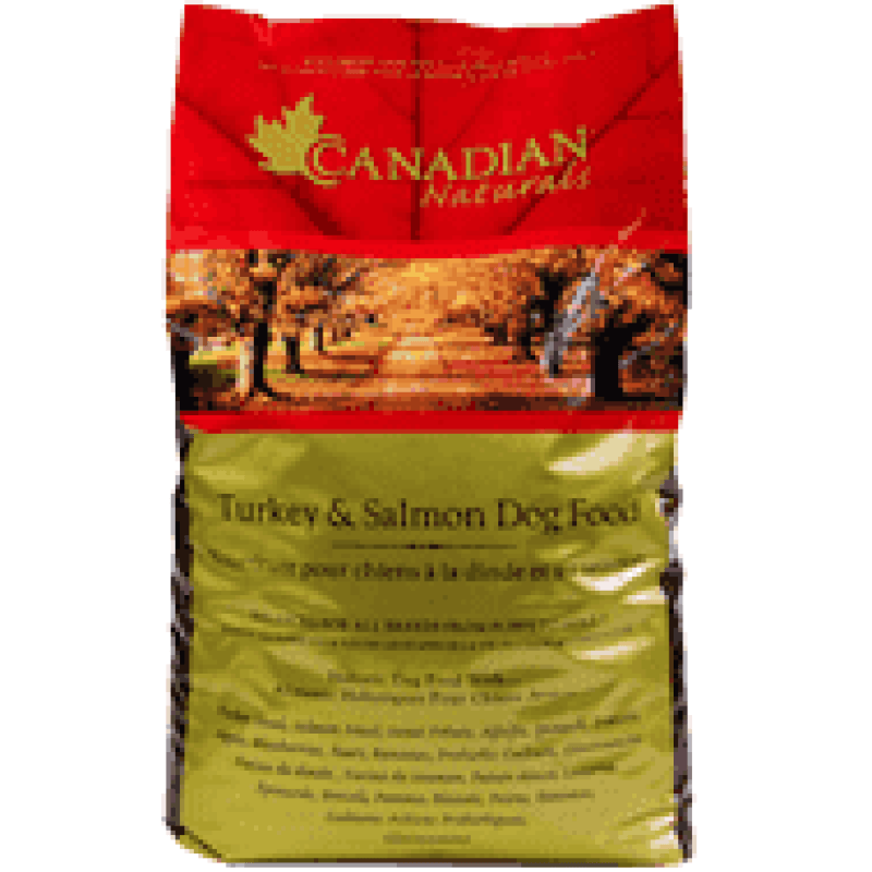 Canadian Naturals All Life Stages Turkey & Salmon  Dog Food - PetMax