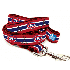 NHL Montreal Canadiens Leash, Dog Leashes, Karsuh Activewear Inc. - PetMax Canada