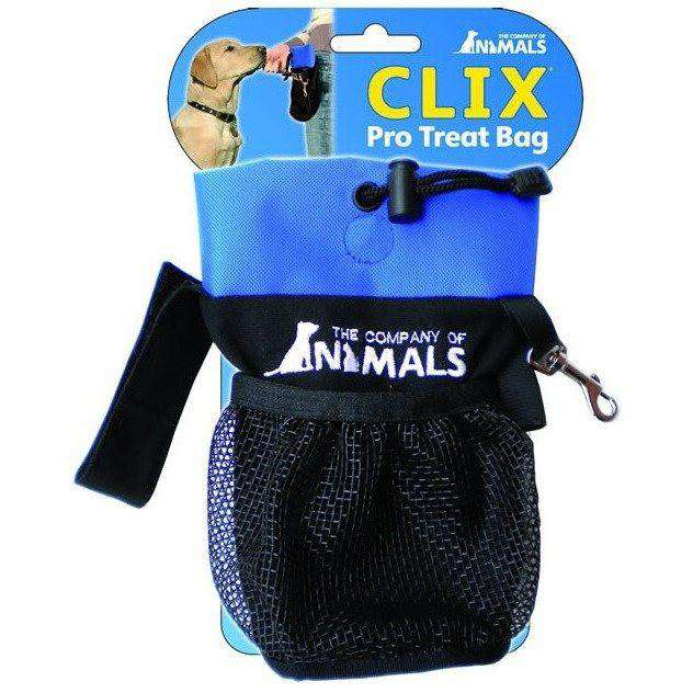Clix Pro Treat Bag | Training Products -  pet-max.myshopify.com