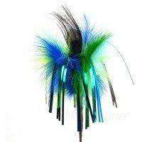 Go Cat Long Peacock Sparkler Tickler