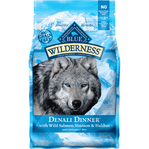 Blue Buffalo Wilderness Dog Food Denali | Dog Food -  pet-max.myshopify.com