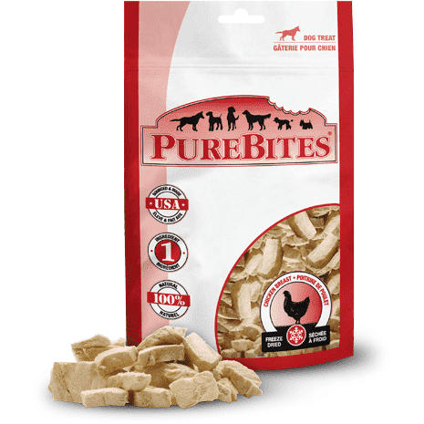 Pure Bites Dog Treats Chicken  Dog Treats - PetMax