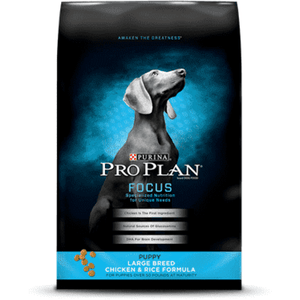 Pro Plan Puppy Food Large Breed  Dog Food - PetMax