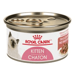 Royal Canin Canned Kitten Food Instinctive Thin Slices In Gravy