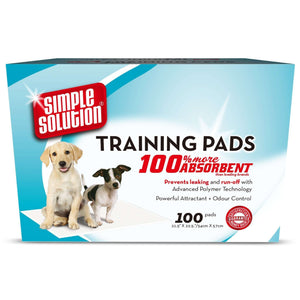 Simple Solutions Original Training Pads 100 Pack