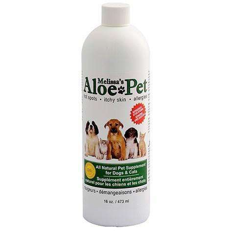 Melissa's Aloe-Pet | Health Care -  pet-max.myshopify.com