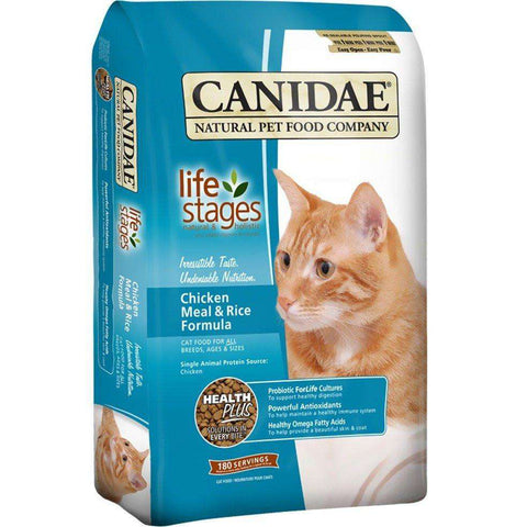 Canidae Cat Food Chicken & Rice
