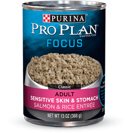 Pro Plan Canned Dog Food Adult Sensitive Skin & Stomach  Canned Dog Food - PetMax