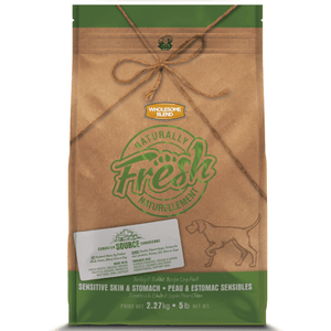 Wholesome Blend Fresh Dog Food Sensitive Skin & Stomach Turkey & Rabbit  Dog Food - PetMax