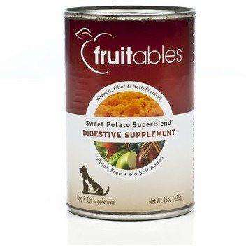Fruitables Digestive Supplement Sweet Potato, Canned Dog Food, Vetscience LLC - PetMax