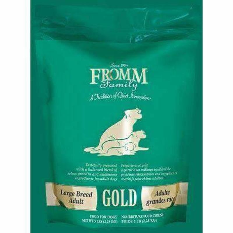 Fromm Gold Large Breed Adult Dog Food  Dog Food - PetMax