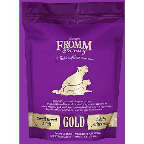 Fromm Gold Small Breed Adult Dog Food  Dog Food - PetMax