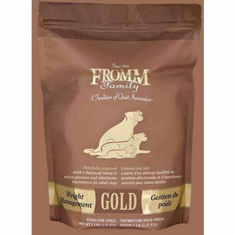 Fromm Gold Weight Management Dog Food | Dog Food -  pet-max.myshopify.com