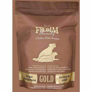 Fromm Gold Weight Management Dog Food  Dog Food - PetMax