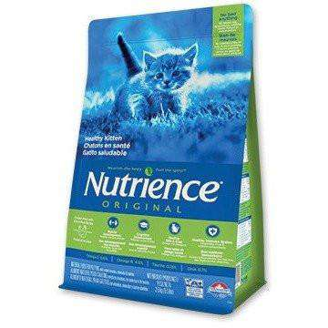 Nutrience Original Kitten Food Chicken & Rice, Dry Cat Food, Nutrience Pet Food - PetMax