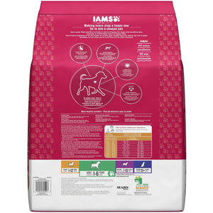 Iams Dog Food Adult Lamb & Rice, Dog Food, Mars Canada - PetMax Canada