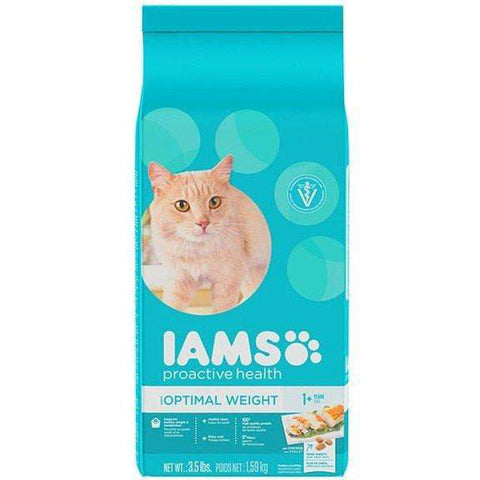 Iams Cat Food Weight Control