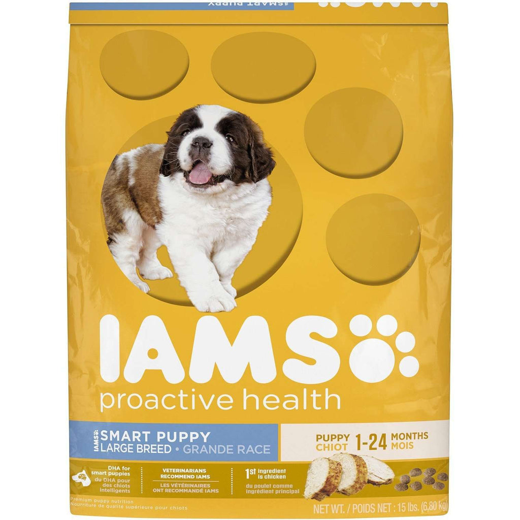 Iams Puppy Food Large Breed | Dog Food -  pet-max.myshopify.com