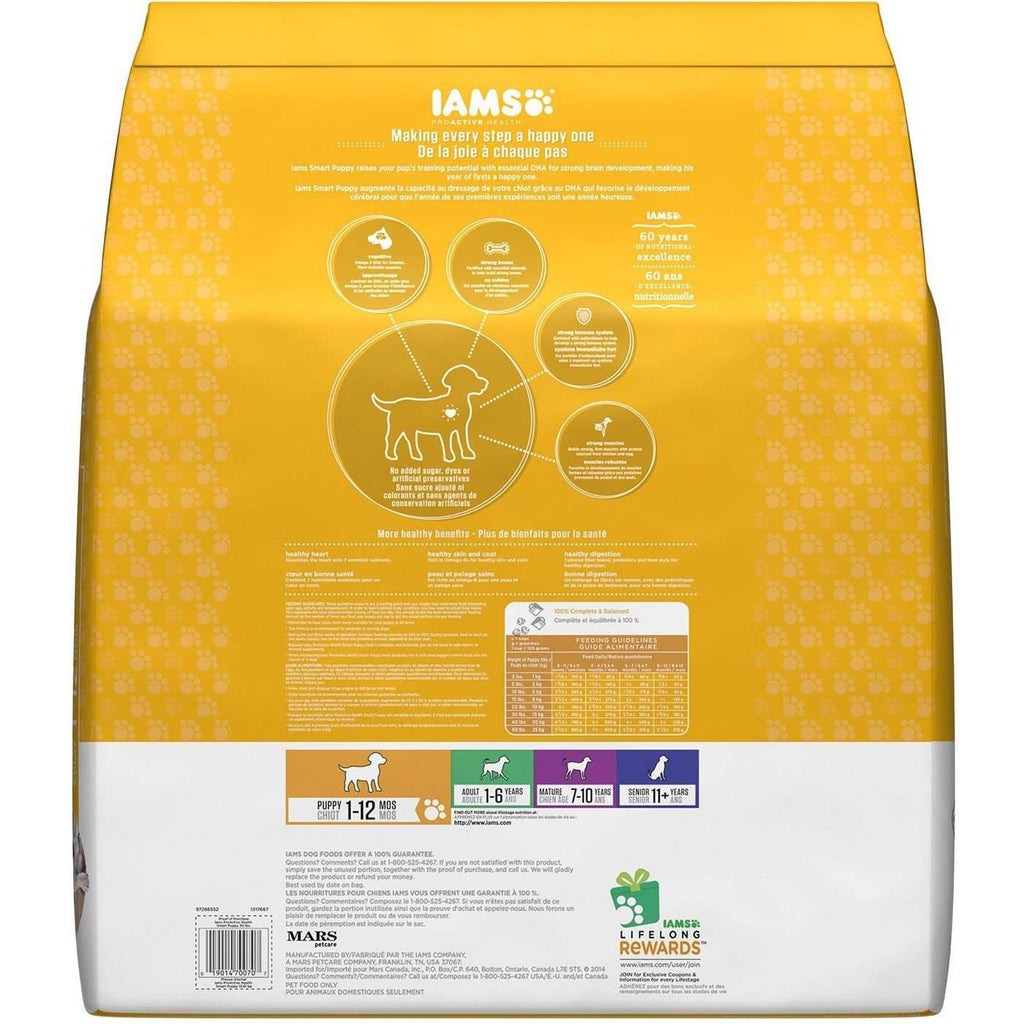 Iams Puppy Food | Dog Food -  pet-max.myshopify.com