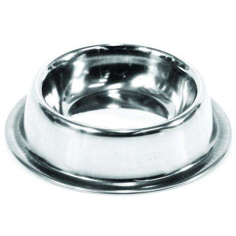 Steel No Spill Hamster Dish, Small Animal Dishes, Burgham Sales Ltd. - PetMax Canada