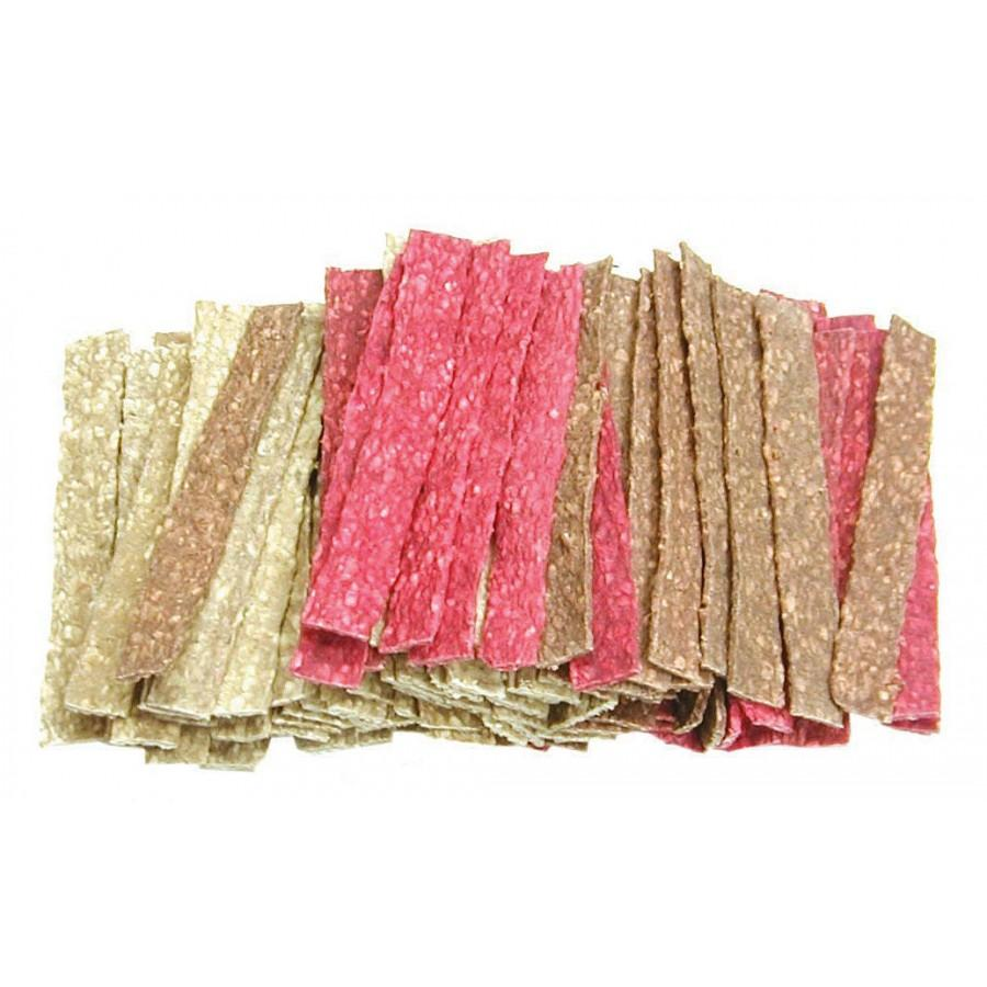 Munchy Flatstrips Rawhide  Chew Products - PetMax