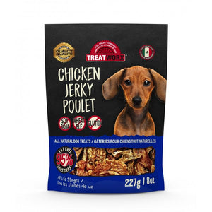 Treatworx Chicken Jerky | Dog Treats -  pet-max.myshopify.com