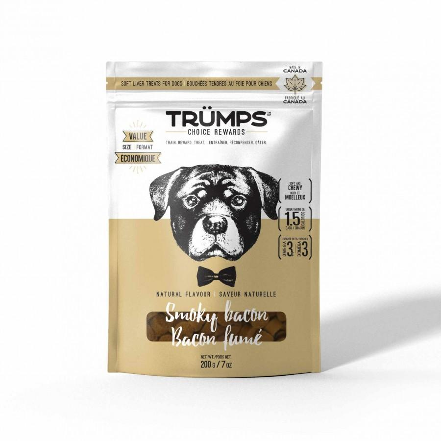 Trumps Smoky Bacon & Liver Dog Treats  Dog Treats - PetMax