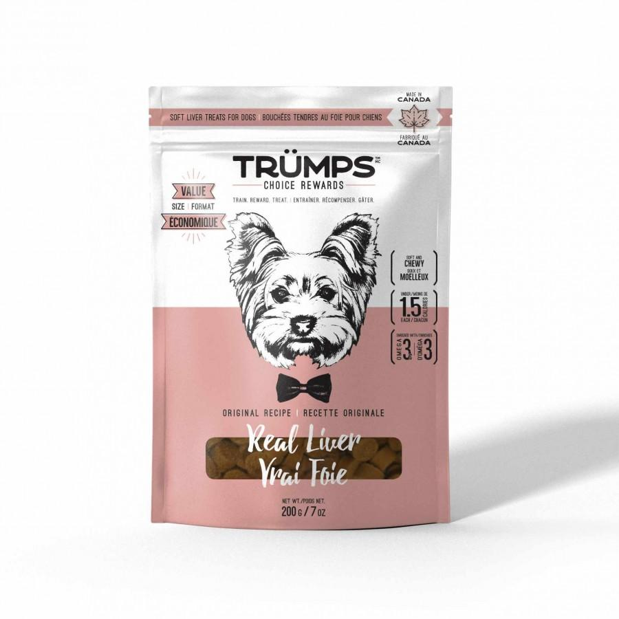 Trumps Real Liver Dog Treats  Dog Treats - PetMax