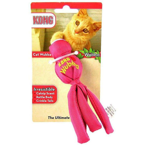 Kong Cat Toy Wubba