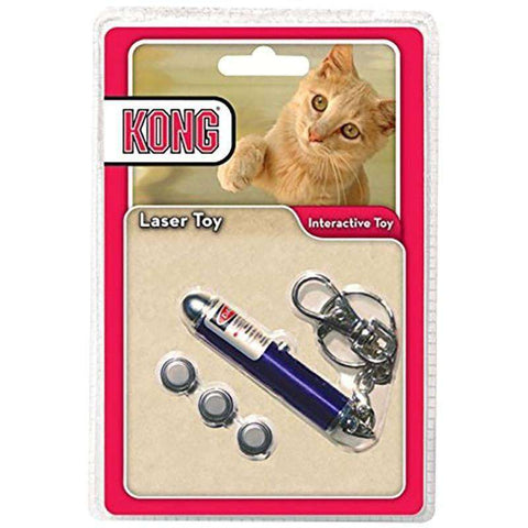 Kong Cat Laser Toy, Cat Toys, Kong Company - PetMax Canada