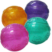 Kong Squeeze Crackle Ball  Dog Toys - PetMax