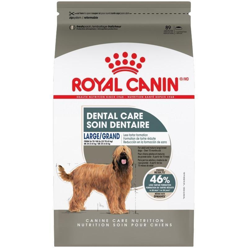 Royal Canin Dog Food Dental Care Large  Dog Food - PetMax