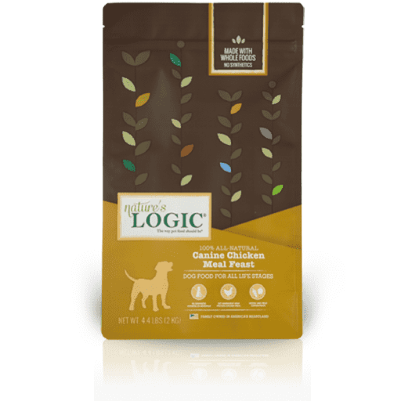 Nature's Logic Dog Food Chicken Feast  Dog Food - PetMax