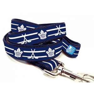 NHL Toronto Maple Leafs Leash, Dog Leashes, Karsuh Activewear Inc. - PetMax Canada