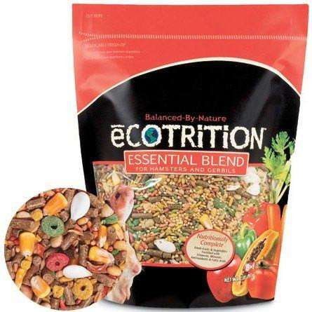 8 In 1 Ecotrition Hamster/Gerbil Blend Diet, Small Animal Food Dry, 8 in1 Pet Products, Inc. - PetMax Canada
