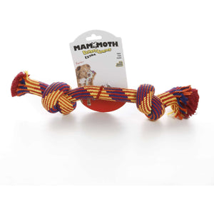 Mammoth Rope Bone Dog Toys [variant_title] [option1] - PetMax.ca
