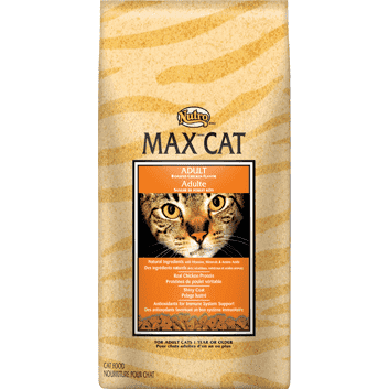 Max Cat Food Adult Chicken