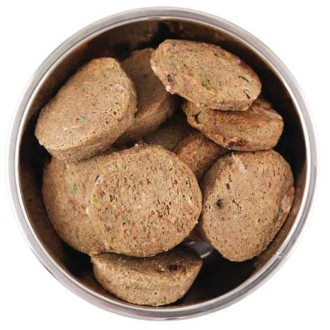 Pets 4 Life Raw Dog Food Salmon Medallions  Raw Dog Food - PetMax