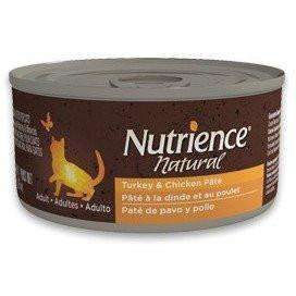 Nutrience Natural Canned Kitten Food Turkey & Chicken Pate  Cat Canned Food - PetMax