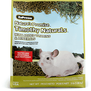 Zupreem Chinchilla Pellets, Small Animal Food Dry, Zupreem Premium Nutritional Product - PetMax